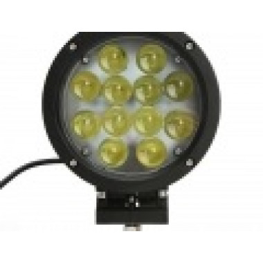 Светодиодная фара узкий луч 60 Вт LED Cree