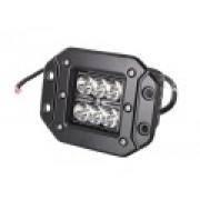 Светодиодная фара 18 Вт с узким лучом  LED Cree