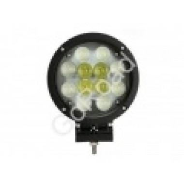 Светодиодная LED фара рабочего света 60 Ватт (Flood) LED Cree