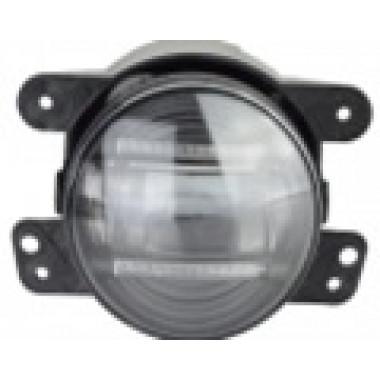 Светодиодные противотуманные фары.Комплект птф светодиодные фары 3,5 по 15 Вт с ходовыми огнями