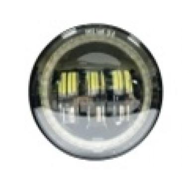 Светодиодные противотуманные фары.Комплект птф светодиодные фары 4,5 по 30 Вт с дхо