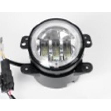 Светодиодные ПТФ 60 ватт с функцией поворотников и ходовые огни