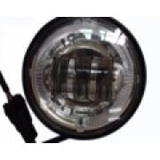 Светодиодные туманки 4.5 по 30 ватт с ДХО и поворотниками