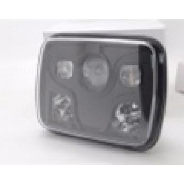 Светодиодные фары головного света 5х7 комплект