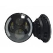 Светодиодные фары головного света 7 дюймов с ДХО