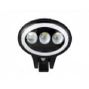 Светодиодные LED доп.фары дальнего света 60 вт комплект