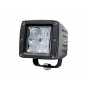 LED фара рабочего света 12 Вт. 5D