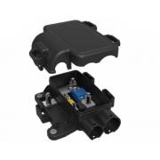 модуль для 1 MIDIVAL и 1 MEGAVAL с крышкой
