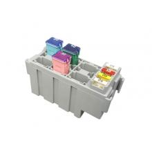 Модуль предохранителя MINIVAL/JAPVAL MINI FEMALE 4+6 (в индивидуальной упаковке)