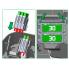 Модуль предохранителей 4 MIDIVAL + 2 MEGAVAL + 5 MINIVAL WITH COVER AND BUS BAR